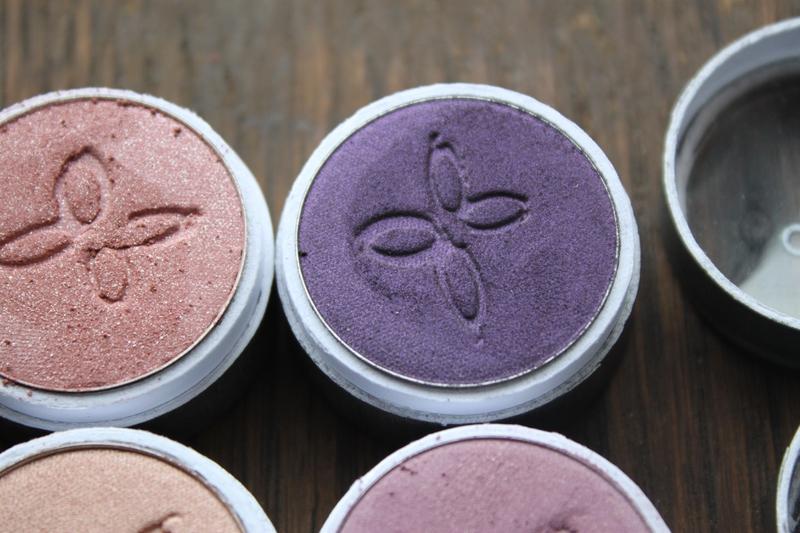 boho green revolution maquillage naturel bio fards à paupières édition limitée 269 myrtille