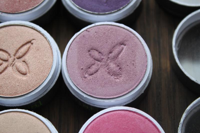 boho green revolution maquillage naturel bio fards à paupières édition limitée 267 perlimpinpin