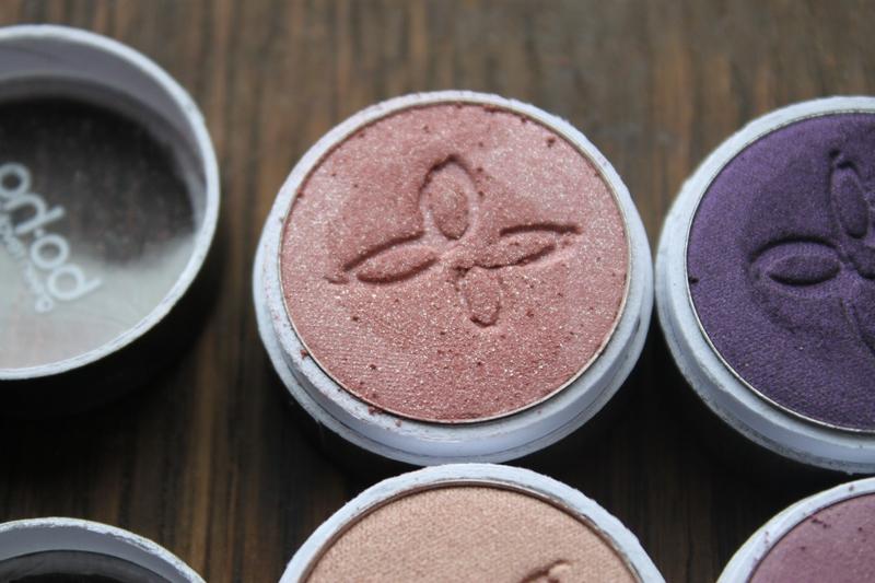 boho green revolution maquillage naturel bio fards à paupières édition limitée 261 cozy