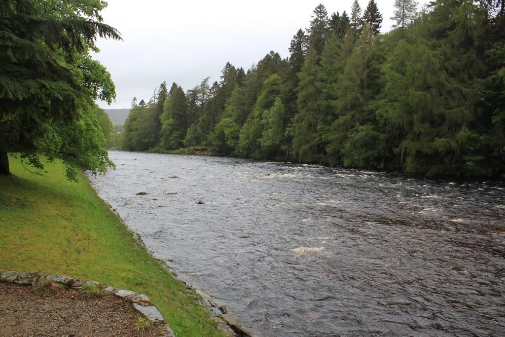 La river Dee à Balmoral
