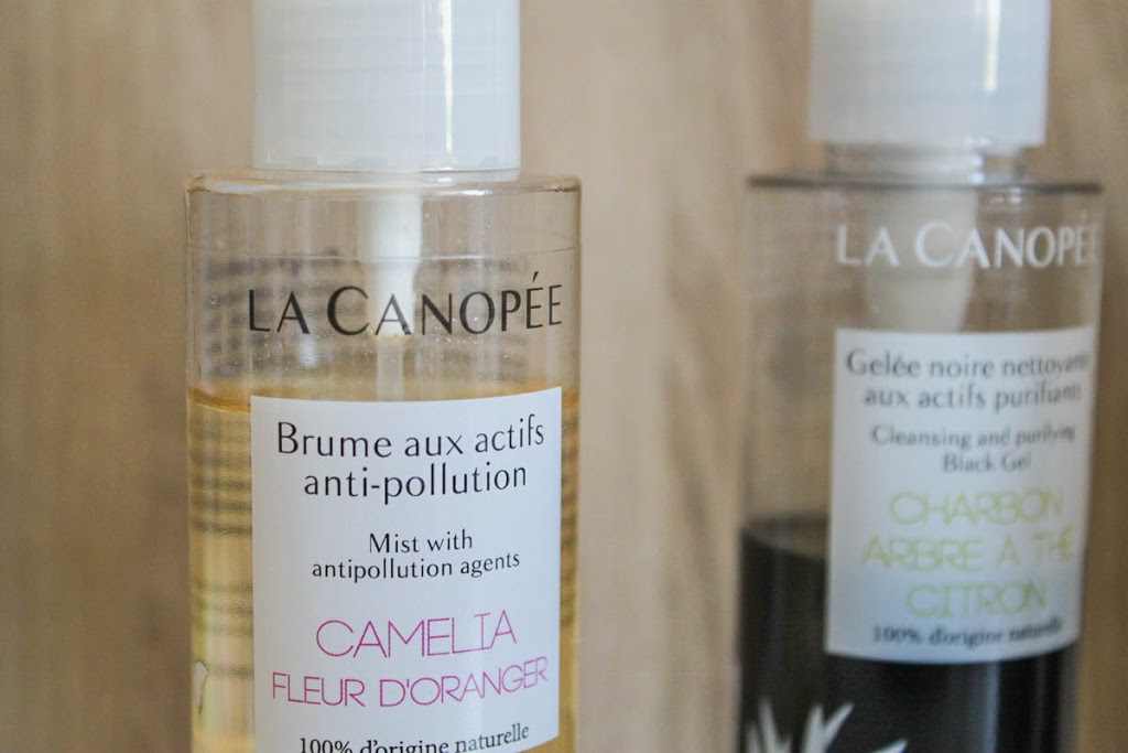 Deux produits La Canopée