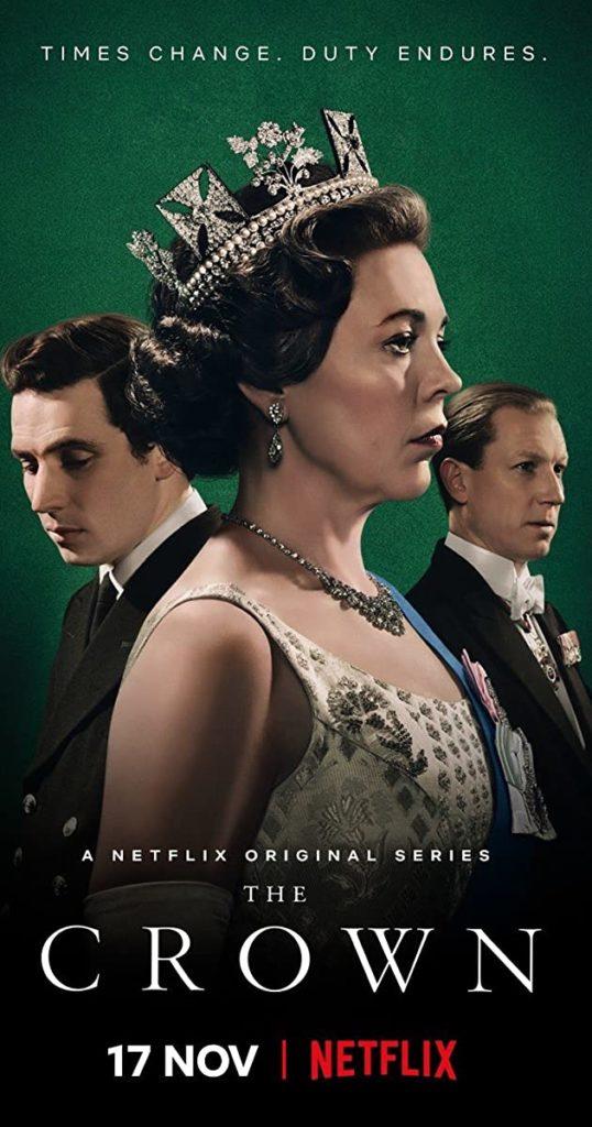 The Crown sur Netflix